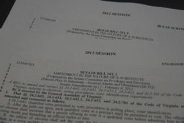 Legislators send voter ID bill to governor