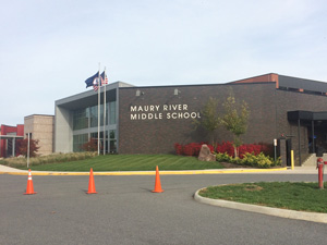 Elementary and middle schools receive grants for security and safety equipment