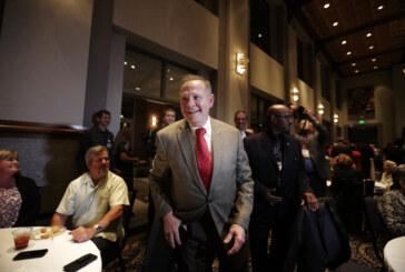 Firebrand jurist Moore wins GOP primary runoff in Alabama