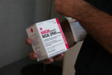 Preventative medicine: fire department packs overdose-fighting drug