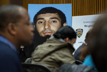 Truck attack suspect is charged with terrorism offenses