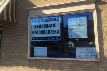 Downtown Democratic headquarters to serve as community center