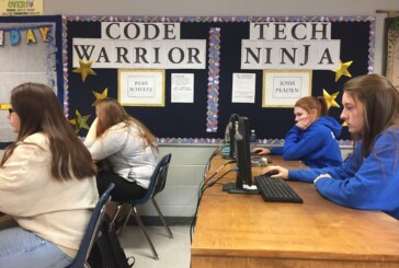 Parry McCluer High School wants more girls to take tech classes