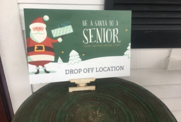 Holiday program ensures merry and bright season for elderly
