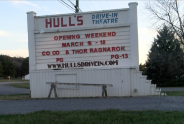 Historic drive-in gets modern revamp
