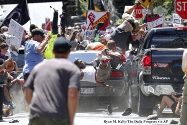 Charlottesville-connected white supremacists arrested, denied bail in Los Angeles