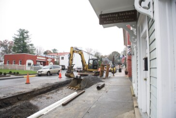 Lexington repairs waterlines throughout system