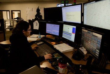 Rockbridge's 911 call center went out on Thanksgiving