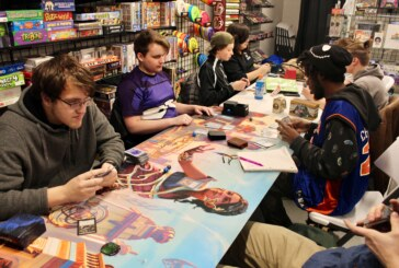 Game store in Lexington takes its chances in small town