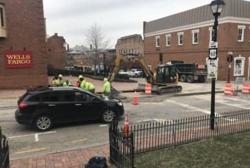 Lexington businesses complain about construction