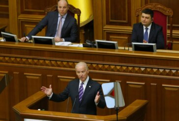 Ukraine entangled yet again in American political storm