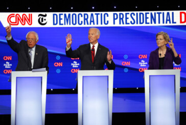 FACT CHECK: Dems flub details on climate, guns, Syria