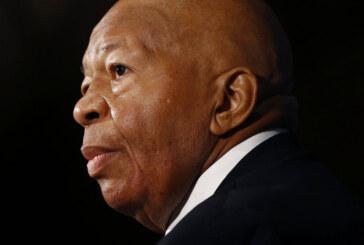 Elijah Cummings, powerful congressman leading Trump probe, has died