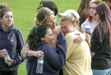 2 dead in California school attack; gunman shoots self