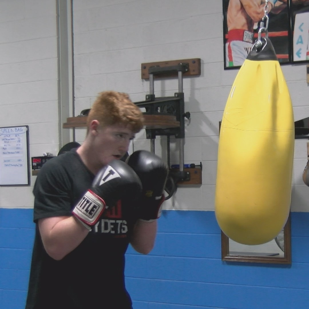 Boxing club in BV is a hit