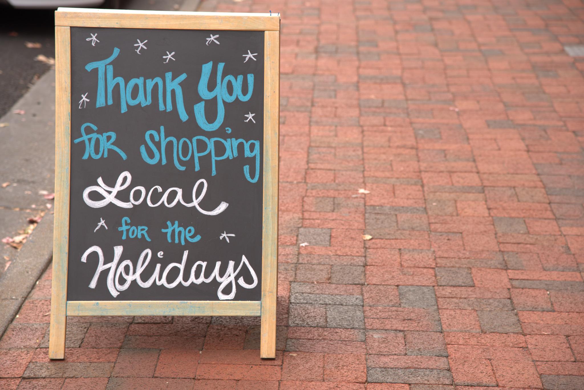 Lexington stores prepare for holiday shopping season