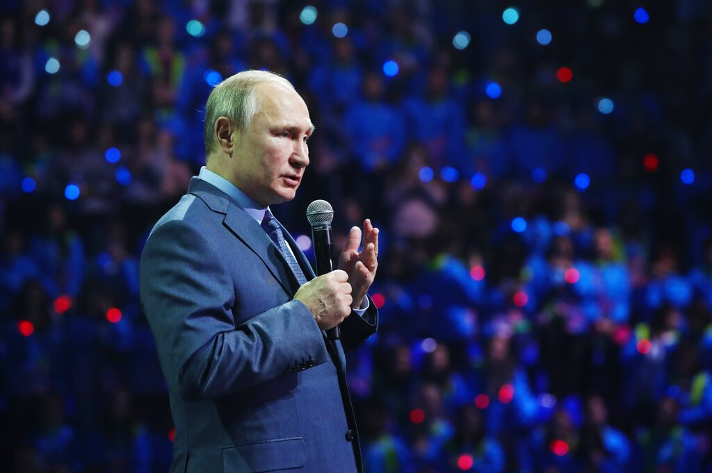 Putin offers U.S. to extend key nuclear pact immediately