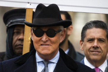 Trump ally Roger Stone sentenced to over 3 years in prison