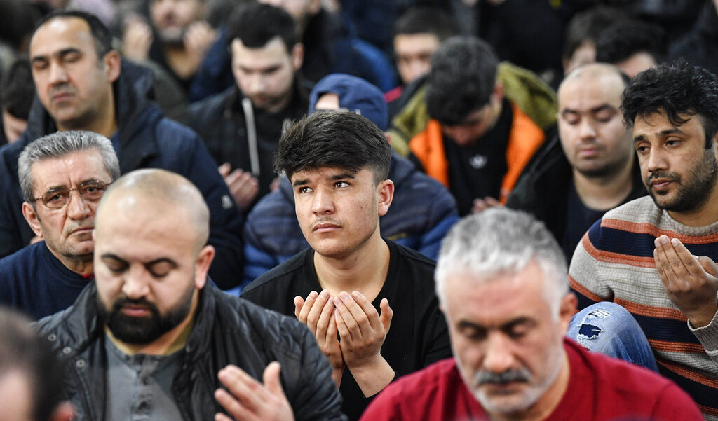 Grief and anger in first response to shooting in Germany