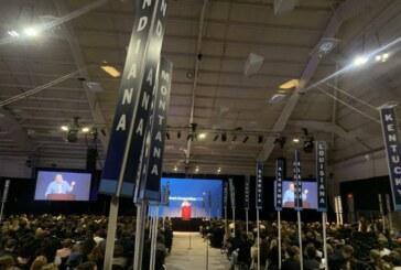 Washington and Lee Mock Con picks Sanders as Democratic nominee