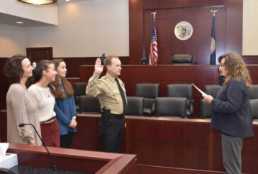 Funkhouser settles in as new Rockbridge County sheriff