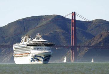 Cruise ship held off California coast for coronavirus testing