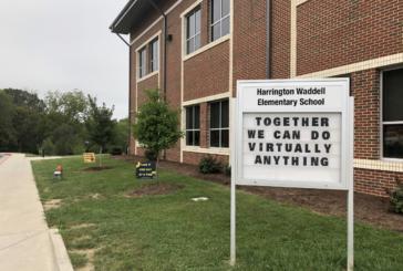Lexington families adapt to virtual schooling