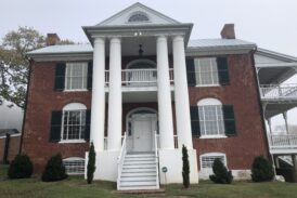 Buena Vista's Paxton House complete after 20-year restoration