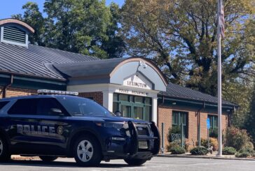 Lexington interim police chief stepping down