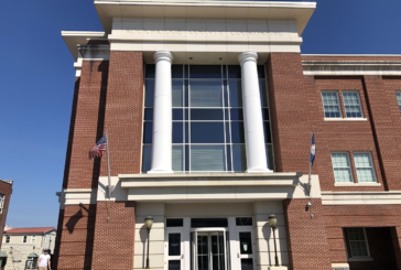 It's back to business as usual (almost) in Rockbridge courthouse