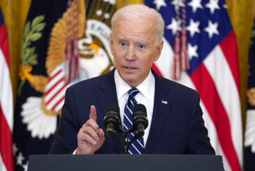 Biden holds first presidential news conference, leaves door open for Senate change to pass agenda