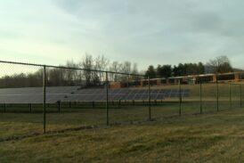 Rockbridge considers proposal for solar panel facility near Fairfield school