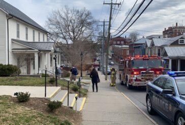 Lexington Fire Department responds to W&L Hillel kitchen fire