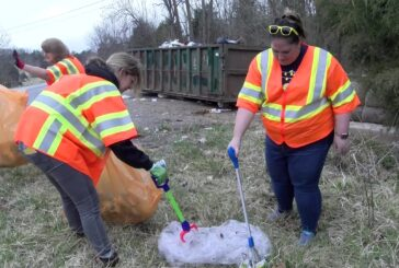 Rockbridge County trash clean-up teams compete for Litter Cup