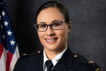 Lexington hires first female police chief